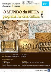 Universidade catlica portuguesa curso em elearning o mundo da bblia geografia histria cultura fandeluxe Images