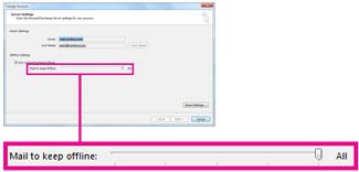 Outlook Account Settings3