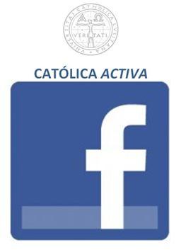 Catolica Activa no facebook